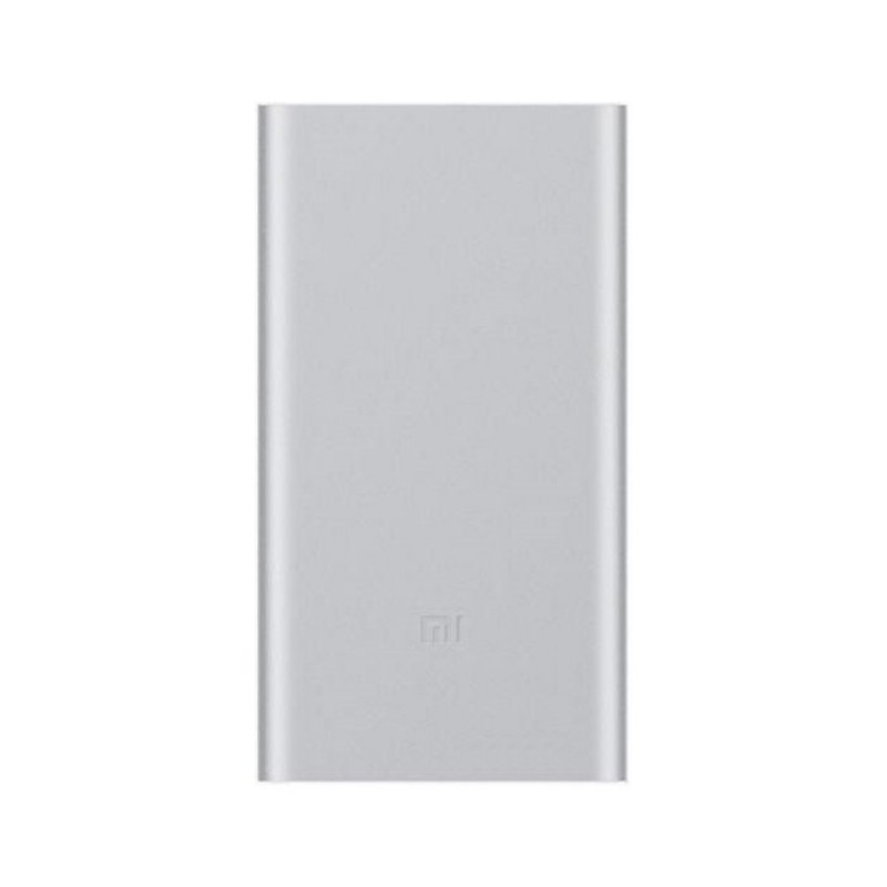 Внешний аккумулятор Xiaomi Mi Power Bank 2i 10000 mAh Silver PLM09ZM