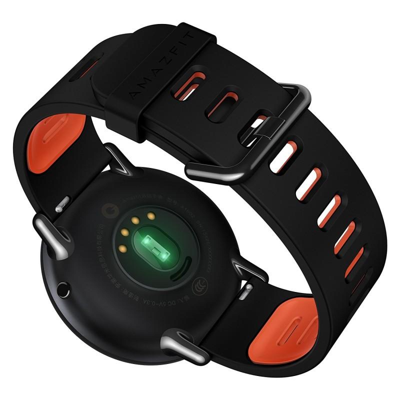 Умные часы Xiaomi Amazfit Pace Black (Черный)
