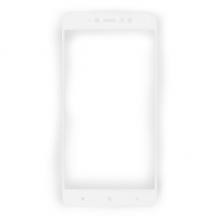 Защитное стекло 2.5D white для Xiaomi redmi 4x