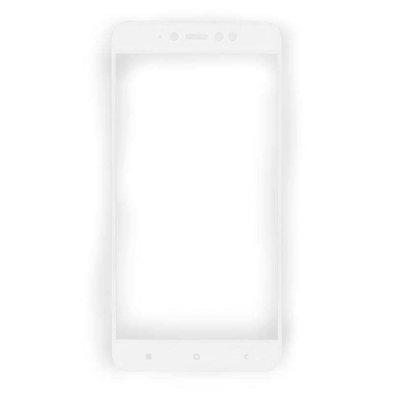Защитное стекло 2.5D white для Xiaomi redmi note 4/4X