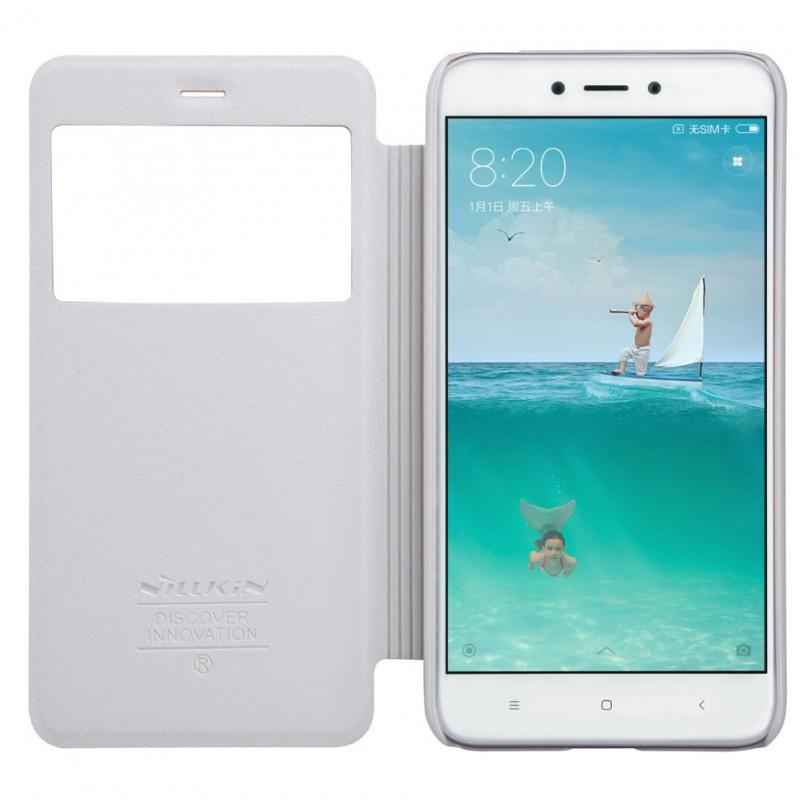 "Чехол книжка ""NILLKIN"" для Xiaomi redmi 4x"