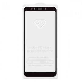 Защитное стекло 5D Black для Xiaomi Mi 8