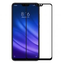 Защитное стекло 5D Black для Xiaomi Mi 8 Pro