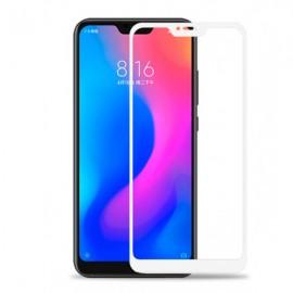 Защитное стекло 5D White для Xiaomi redmi note 6 Pro