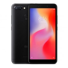 Xiaomi Redmi 6 4/64Gb Black (Черный) Global Version
