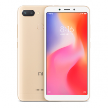 Xiaomi Redmi 6 3/64Gb Gold (Золотой) Global Version