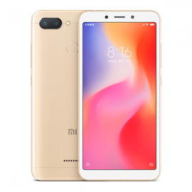 Xiaomi Redmi 6 4/64Gb Gold (Золотой) Global Version