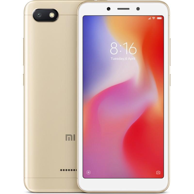 Xiaomi Redmi 6 3/32Gb Gold (Золотой) Global Version