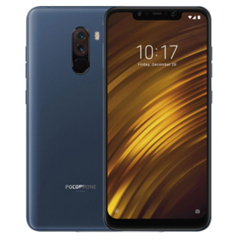 Xiaomi Pocophone F1 6/128 Blue (Синий) Global Version