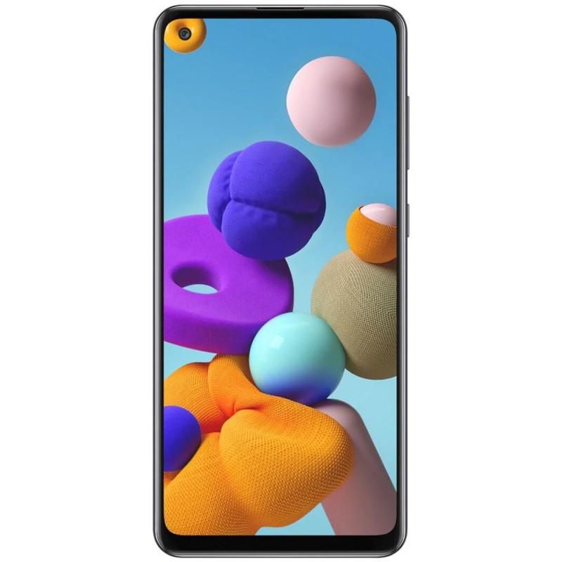 Samsung Galaxy A21S (SM-A217) 3/32Gb Black (Черный) RU