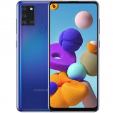 Samsung Galaxy A21S (SM-A217) 3/32Gb Blue (Синий) RU