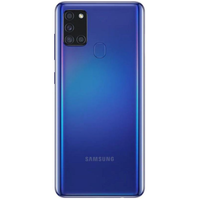 Samsung Galaxy A21S (SM-A217) 3/32Gb Blue (Синий) RU