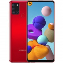 Samsung Galaxy A21S (SM-A217) 3/32Gb Red (Красный) RU