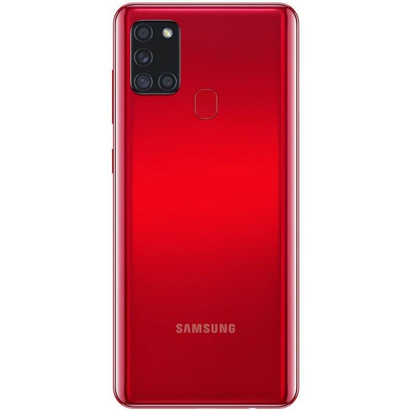 Samsung Galaxy A21S (SM-A217) 4/64Gb Red (Красный) RU