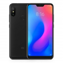 Xiaomi Mi A2 lite 4/64Gb Black (Черный) Global Version