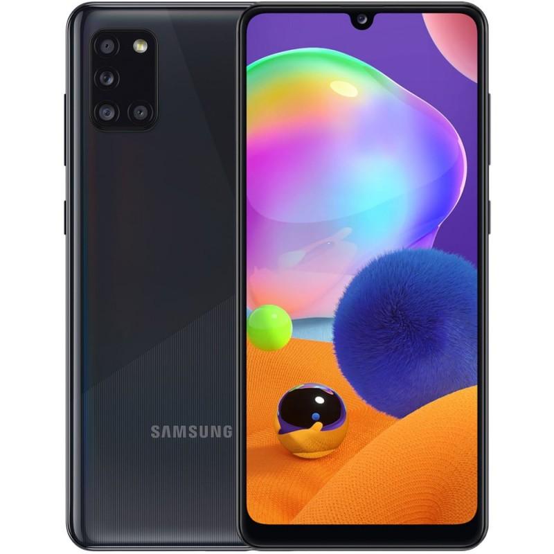 Samsung Galaxy A31 4/128Gb Black (Черный) (RU)
