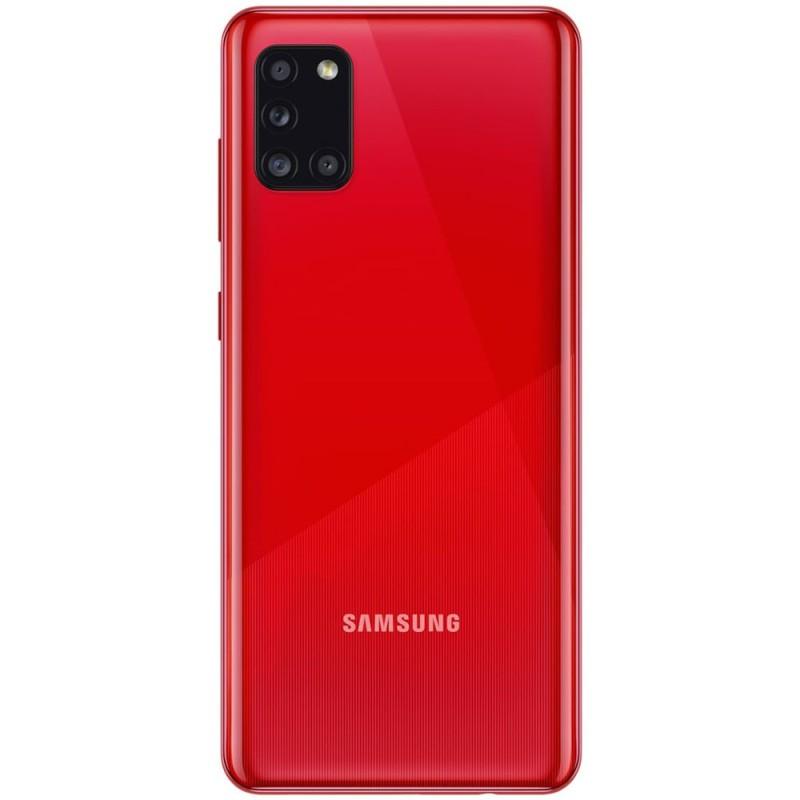 Samsung Galaxy A31 4/64Gb Red (Красный) (RU)