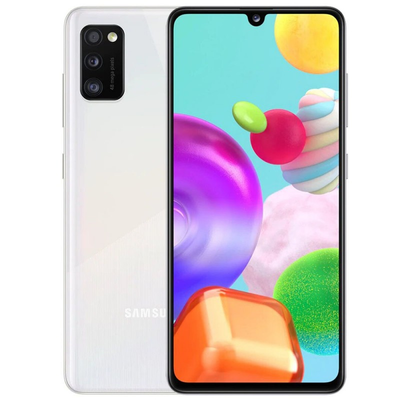 Samsung  Galaxy A41 4/64Gb White (Белый) RU