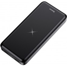 Внешний аккумулятор Baseus M36 Wireless Charger 10000mAh (Black) PPALL-M3601