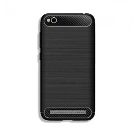 "Чехол накладка ""Carbon"" для Xiaomi redmi 5a"