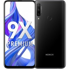 HONOR 9X Premium 6/128GB Black STK-LX1 (Черный) RU