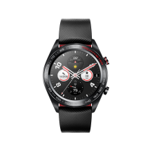 Умные часы HONOR Watch Magic Black (TLS-B19) (stainless steel, silicone strap)  EAC