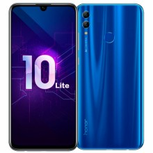 Honor 10 Lite 3/128GB Blue (Синий)  HRY-LX1 (RU)
