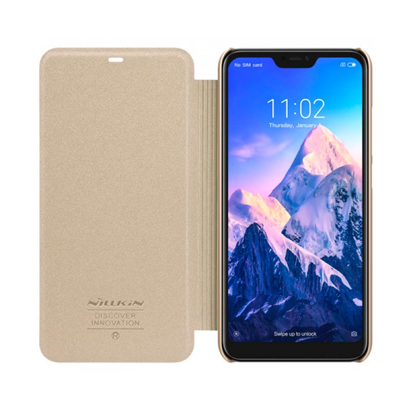 "Чехол книжка ""Nilkin"" для Xiaomi Redmi 6 Pro/Mi A2 Lite"