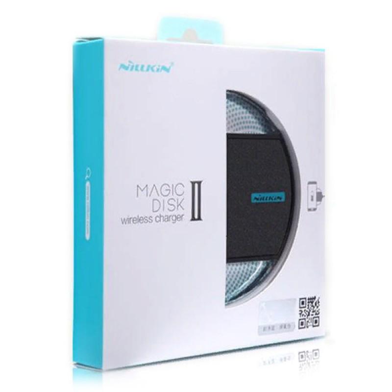 Беспроводное зарядное устройство NILLKIN Magic Disk 2 Wireless Mobile (Black)