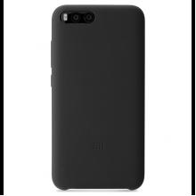 """Силиконовый чехол """"ТПУ"""" Черный для Xiaomi Mi 6"""