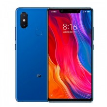 Xiaomi Mi 8 6+128Gb Blue (Синий) Global Version