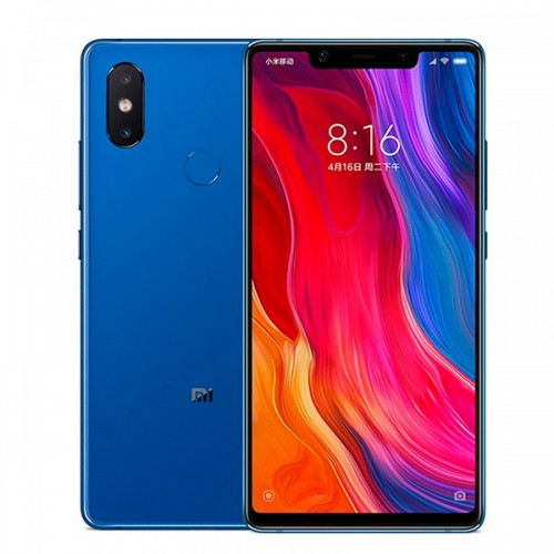 Xiaomi Mi 8 6+64Gb Blue (Синий) Global Version