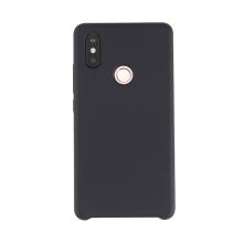 """Силиконовый чехол """"ТПУ"""" Черный для Xiaomi Mi 8"""