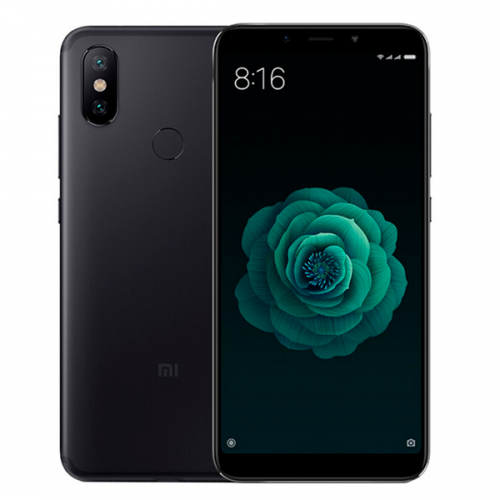 Xiaomi Mi A2 4/64Gb Black (Черный) Global Version