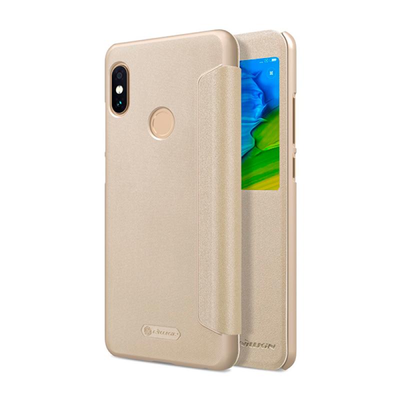 "Чехол книжка ""Nilkin"" для Xiaomi redmi note 5"
