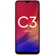 Realme C3 3/64GB Blazing Red (Красный) RMX2021 (EAC)