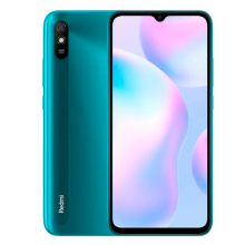 Xiaomi Redmi 9A 2/32Gb Peacock Green (Зеленый) EAC (RU)