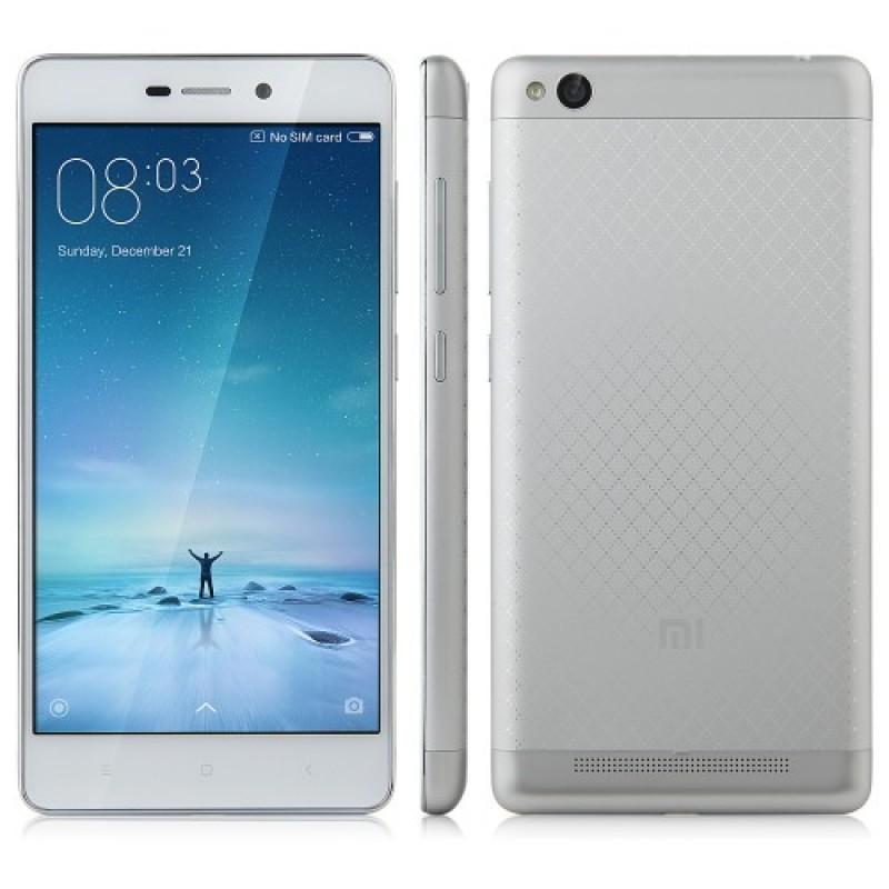 Xiaomi Redmi 3 16Gb (White)