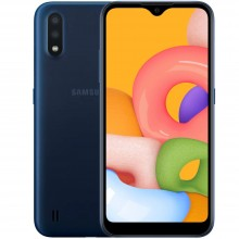 Samsung  Galaxy A01 (SM-A015F) 16Gb Blue (Синий) RU