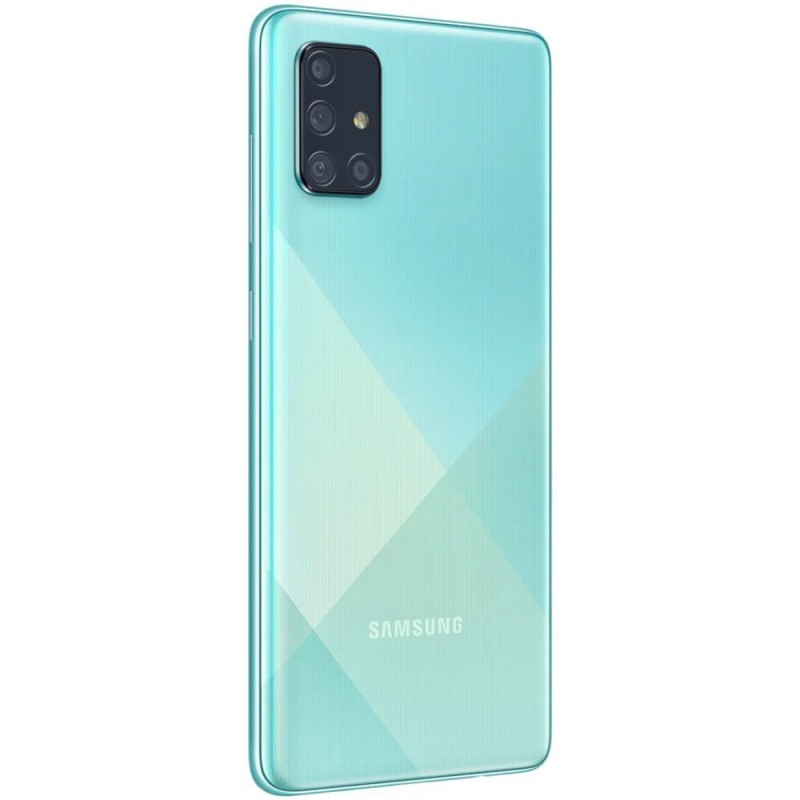 Samsung  Galaxy A71 (SM-A715F) 128Gb Blue(Синий) ЕАС