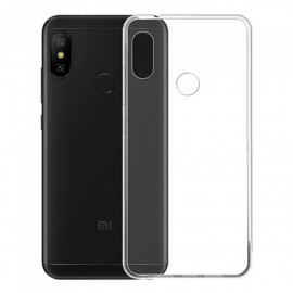 Силиконовый чехол для Xiaomi Redmi 6 Pro/Mi A2 Lite