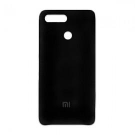 """Силиконовый чехол """"Silicone Cover"""" для Xiaomi Mi 8 lite"""