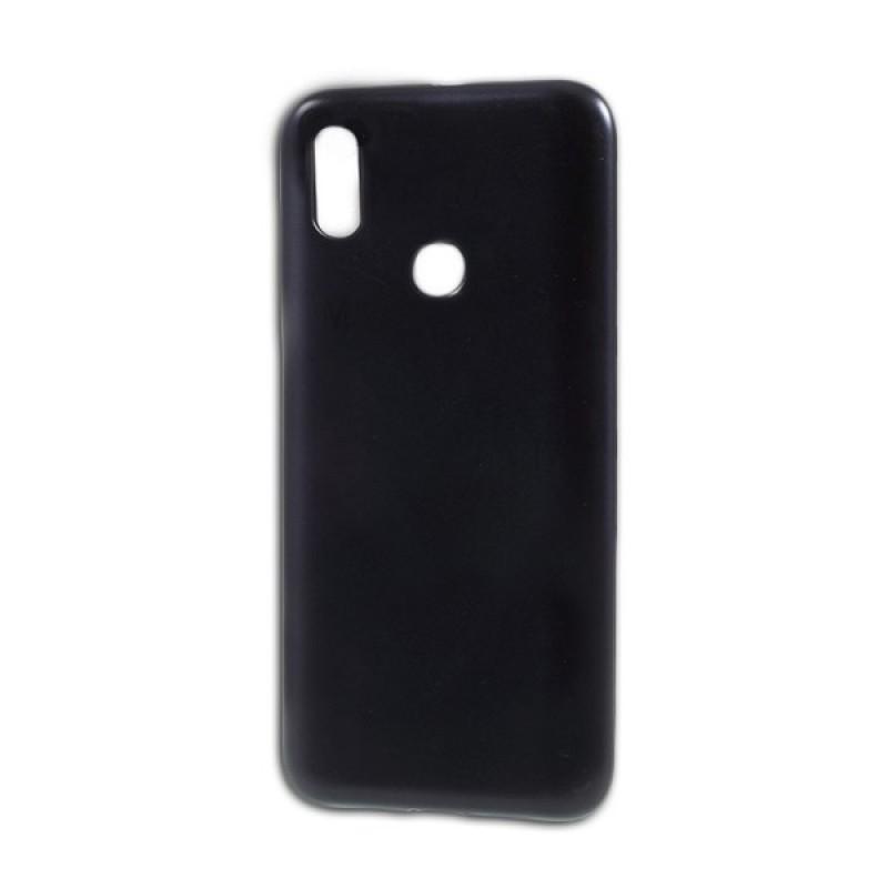 """Силиконовый чехол """"ТПУ"""" черный для Xiaomi Redmi 6 Pro/Mi A2 Lite"""