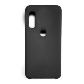 Силиконовый чехол (ТПУ) Черный для Xiaomi redmi note 5