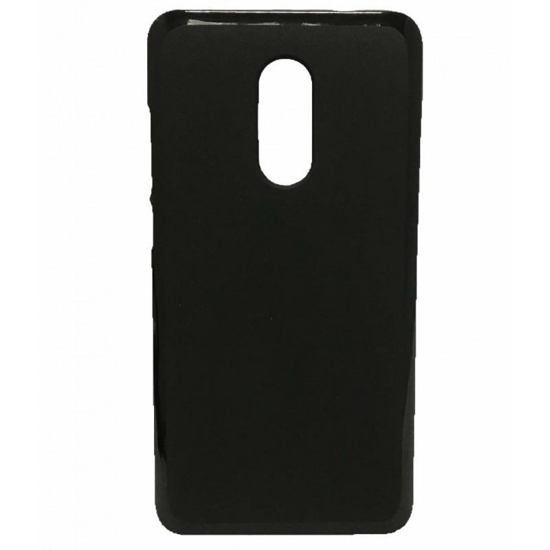 Силиконовый чехол (ТПУ) для Xiaomi redmi 5 Plus Black