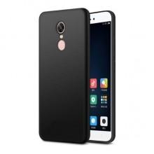 """Силиконовый чехол """"ТПУ"""" черный для Xiaomi redmi note 4/4x"""