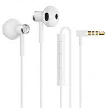 Наушники Xiaomi Dual-Unit Half-Ear White