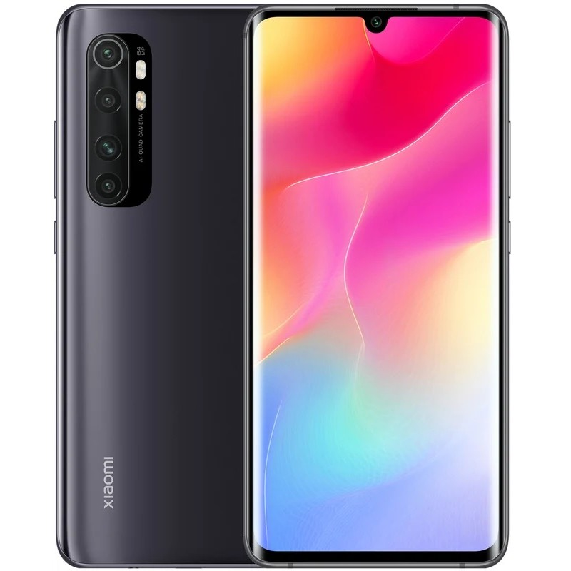 Xiaomi Mi Note 10 Lite 6/128Gb Midnight Black (Черный) EAC (RU)