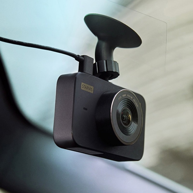 Видеорегистратор Xiaomi MiJia Car DVR 1S Starvis (MJXCJLY02BY) Global Version