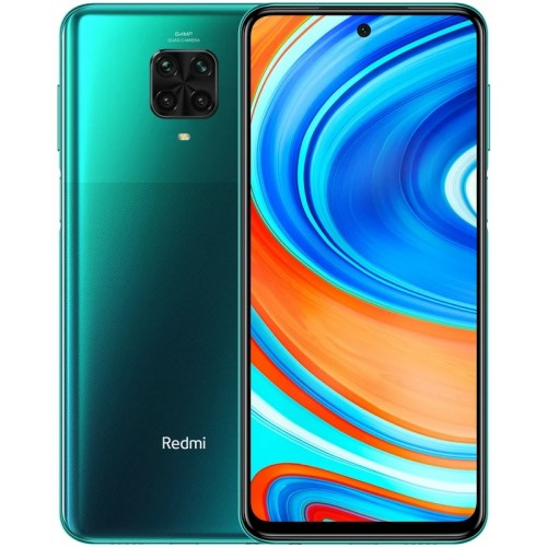 Xiaomi Redmi Note 9 Pro 6/128Gb Tropical Green (Зеленый) Global Version